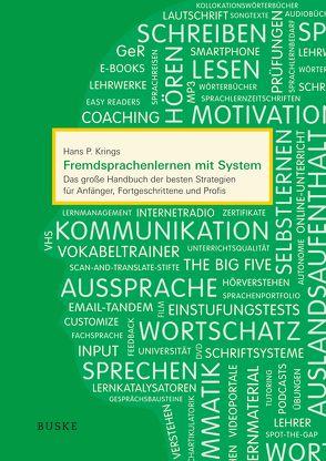 Fremdsprachenlernen mit System von Krings,  Hans