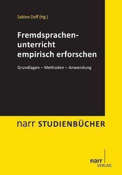Fremdsprachenunterricht empirisch erforschen von Doff,  Sabine