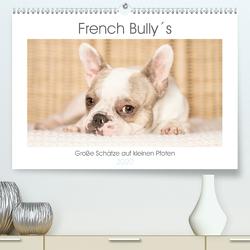French Bully´s – Große Schätze auf kleinen Pfoten (Premium, hochwertiger DIN A2 Wandkalender 2020, Kunstdruck in Hochglanz) von Stark Sugarsweet - Photo,  Susanne