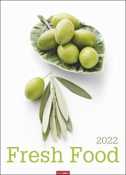 Fresh Food Kalender 2022 von Weingarten