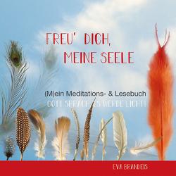 Freu' dich meine Seele / (M)ein Meditations- & Lesebuch von Brandeis,  Eva