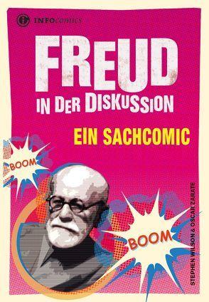 Freud in der Diskussion von Metzger,  Johanna, Wilfried,  Stascheit, Wilson,  Stephen, Zarate,  Oscar