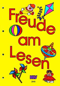 Freude am Lesen von Zurschmiede,  Käthi