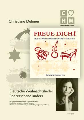 Freue Dich! von Dehmer,  Christiane