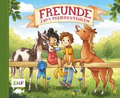Freunde zum Pferdestehlen – Mein Freundebuch von Sieverding,  Carola