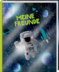 Freundebuch – Cosmic School – Meine Freunde (Astronauten)