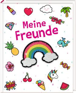 Freundebuch – Funny Patches – Meine Freunde von Möller,  Felix