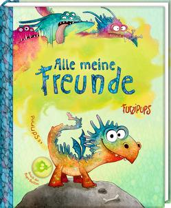 Freundebuch – Furzipups – Alle meine Freunde von Lüftner, Rauers,  Wiebke