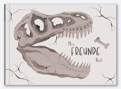 Freundebuch Kindergarten und Schule – Dinosaurier