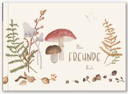 Freundebuch Kindergarten und Schule – Wald