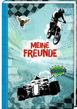 Freundebuch – Motorsport – Meine Freunde
