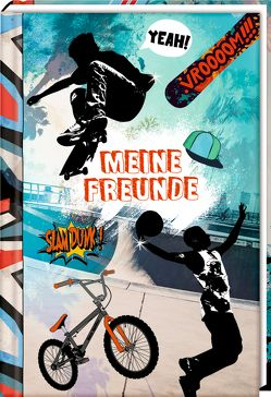 Freundebuch – Meine Freunde – Sport