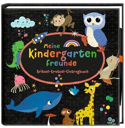 Freundebuch – Meine Kindergartenfreunde von Brezzi,  Sara