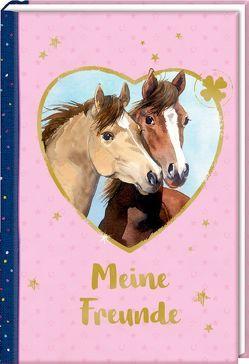 Freundebuch – Pferdefreunde – Meine Freunde von Roß,  Thea
