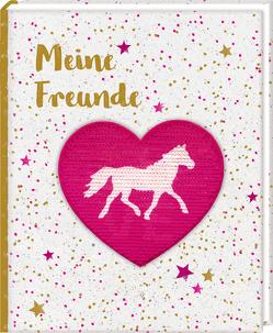 Freundebuch – Pferdefreunde – Meine Freunde von Roß,  Thea, Slawik,  Christiane