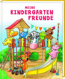Freundebuch von Völker,  Kerstin