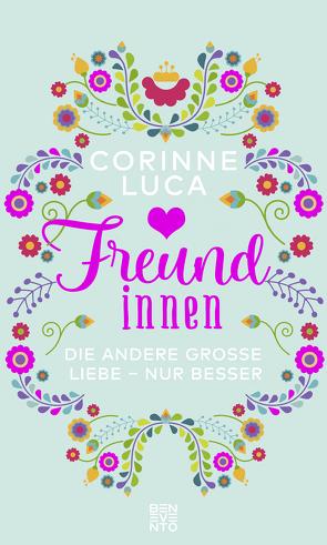 Freundinnen von Luca,  Corinne