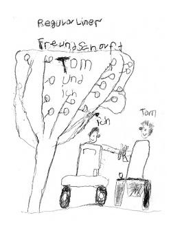 Freundschaft – Tom und Ich von Liner,  Regula