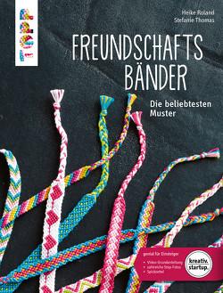 Freundschaftsbänder von Roland,  Heike, Thomas,  Stefanie