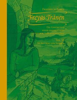 Freyas Tränen von Kober,  Friedhelm