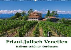 Friaul-Julisch Venetien – Italiens schöner Nordosten (Wandkalender 2018 DIN A2 quer) von LianeM,  k.A.