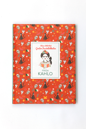 Frida Kahlo von Madriz,  Marianna, Thomas,  Isabel
