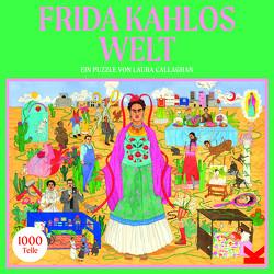 Frida Kahlos Welt von Black,  Holly, Callaghan,  Laura, Vogel-Ropers,  Anne