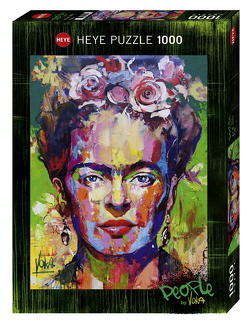 Frida Puzzle von VOKA
