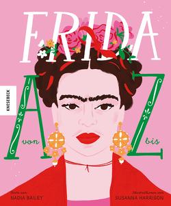 Frida von A bis Z von Bailey,  Nadia, Harrison,  Susanna, Herbert,  Marion