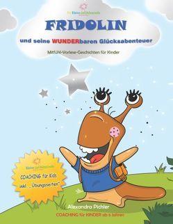 Fridolin und seine wunderbaren Glücksabenteuer von Pichler,  Alexandra
