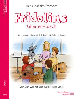 Fridolins Gitarrencoach von Teschner,  Hans Joachim