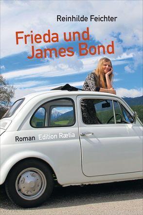 Frieda und James Bond von Feichter,  Reinhilde
