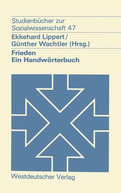 Frieden von Lippert,  Ekkehard, Wachtler,  Günther