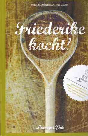 Friederike kocht von Mühlberger,  Friederike, Siegner,  Ingo