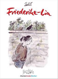 Friederike-Lia von Zeller,  Bernd