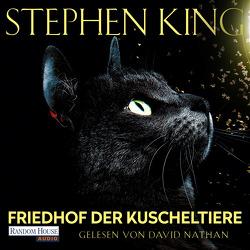 Friedhof der Kuscheltiere von King,  Stephen, Nathan,  David, Wiemken,  Christel