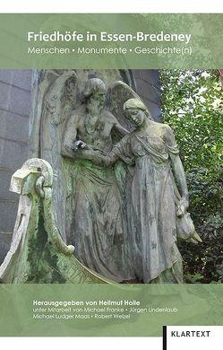 Friedhöfe in Essen-Bredeney von Holle,  Hellmut