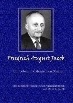 Friedrich August Jacob von Jacob,  Dierk C.