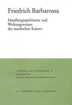Friedrich Barbarossa von Haverkamp,  Alfred