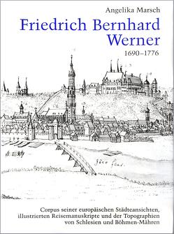 Friedrich Bernhard Werner 1690-1776 von Marsch,  Angelika