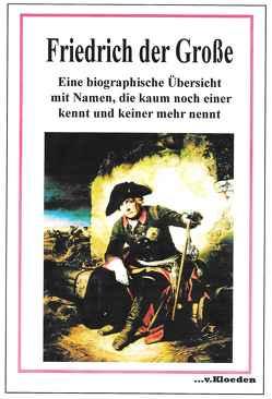 Friedrich der Große von Hermann,  Niels