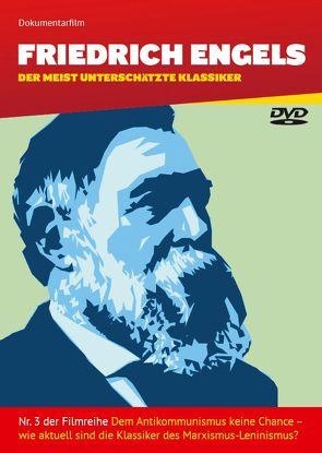 Friedrich Engels von Marxistisch-Leninistische Partei Deutschland,  MLPD