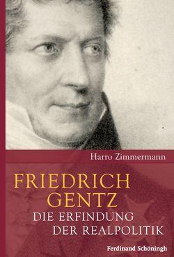 Friedrich Gentz von Zimmermann,  Harro