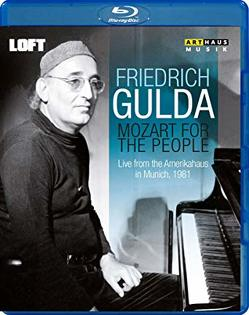Friedrich Gulda – Mozart for the People