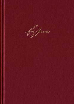 Friedrich Heinrich Jacobi: Briefwechsel – Nachlaß – Dokumente / Nachlaß. Reihe I: Text. Band 1-2 von Jacobi,  Friedrich Heinrich, Jaeschke,  Walter, Krebs,  Sophia, Sandkaulen,  Birgit