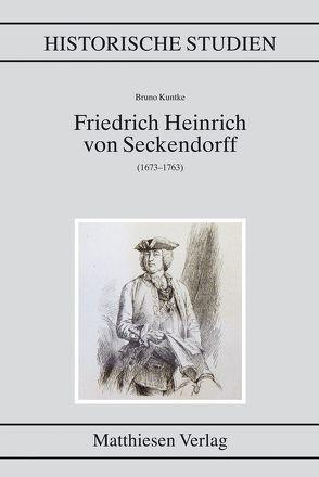 Friedrich Heinrich von Seckendorff von Kuntke, Bruno