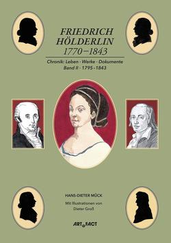 """Friedrich H""""lderlin 1770-1843 Bd. 2 von Mück,  Hans-Dieter"""
