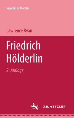 Friedrich Hölderlin von Ryan,  Lawrence