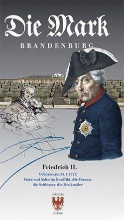 Friedrich II. von Caspar,  Helmut, Piethe,  Marcel, Preiße,  Erika L., Scharmann,  Rudolf G, Ziechmann,  Jürgen