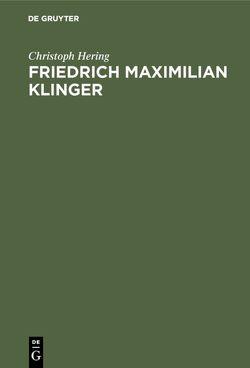 Friedrich Maximilian Klinger von Hering,  Christoph
